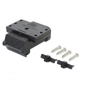 Fake Anderson plugs / black Anderson plug cover 50 amp / Trailer Vision Anderson Cover / Anderson Plug Accessories LED / Anderson plug mount
