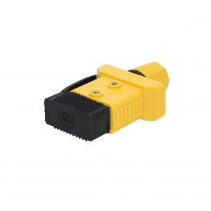 Fake Anderson plugs / yellow 50a Anderson plug cover / Trailer Vision Anderson Cover / Anderson Plug Accessories / Anderson connector cover assembly