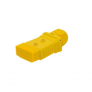 Fake Anderson plugs / yellow 50a Anderson plug cover / Trailer Vision Anderson Cover / Anderson Plug Accessories / Anderson connector cover LED